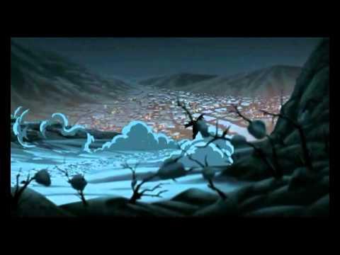 Editing Work - Batman : Under The Red Hood Trailer