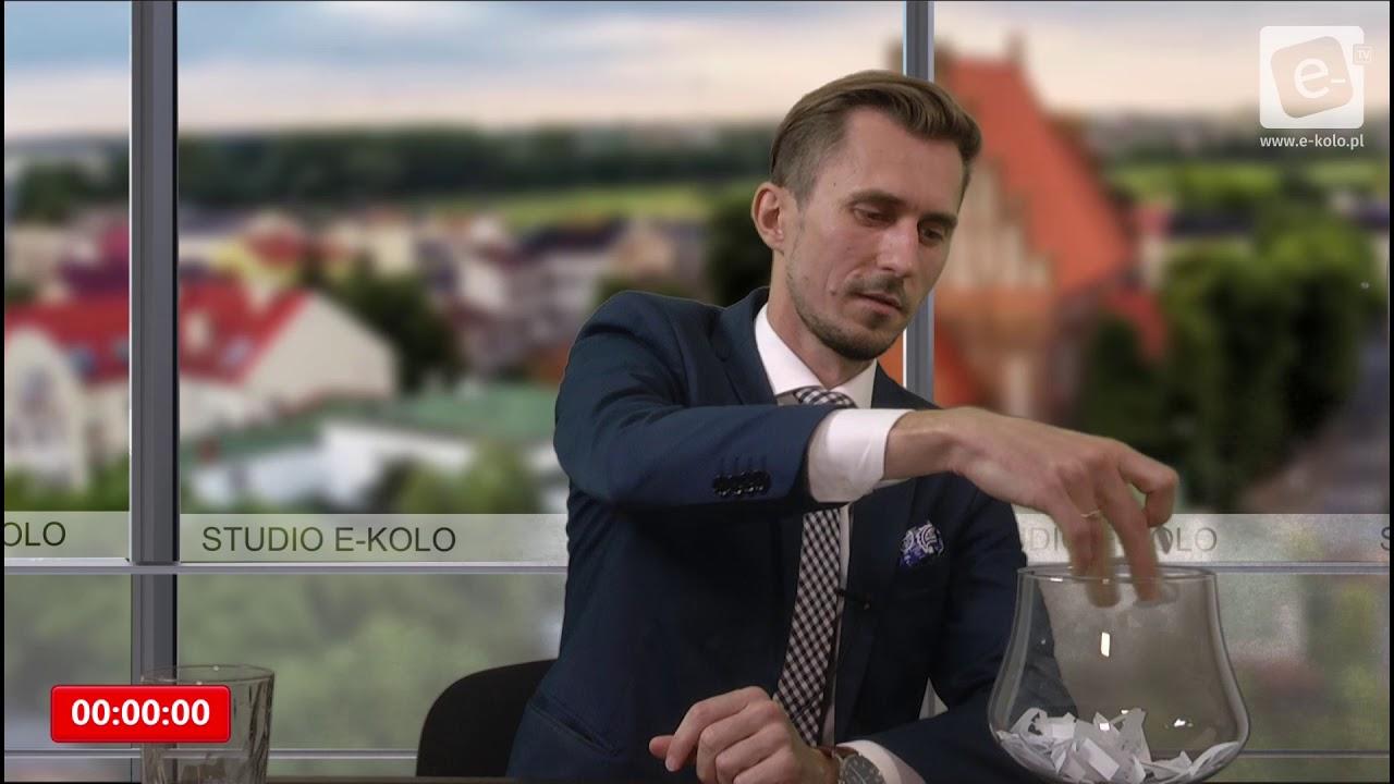 Prezentacja kandydata na burmistrza - Artur Szafrański
