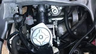 5. 2007 Honda Metropolitan