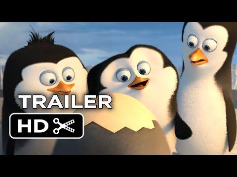 Tučňáci z Madagaskaru - trailer (film)