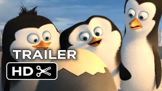 Nonton Penguins Of Madagascar Trailer 2  2014  Benedict Cumberbatch Animated Movie Hd Film Subtitle Indonesia Streaming Movie Download