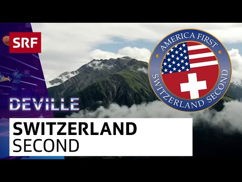 Switzerland Follows The Netherlands Lead and Introduces Itself to Donald Trump in His Own