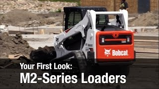 9. New M2-Series Loaders from Bobcat Company