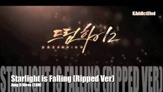 [OST] Starlight is Falling (Ripped Ver) - JinWoon - (Dream High 2 / 드림하이 2)