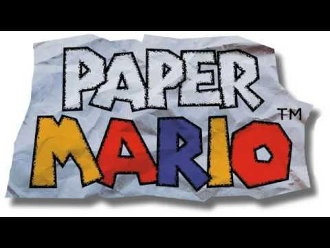 Madam Merlar   Paper Mario Music Extended [Music OST][Original Soundtrack]