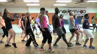 """BLURRED LINES"""" by Robin Thicke - Choreography by Lauren Fitz for Dance ..."""