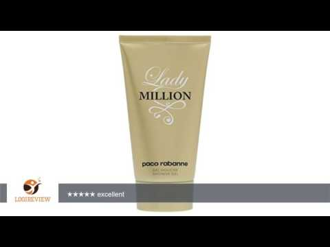 Paco Rabanne Lady Million Shower Gel - Lady Million - 150Ml/5.1Oz | Review/Test