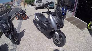 1. Yamaha XMax 300 2018 Review and Testride