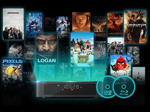 Brief Introduction on DVDFab Movie Server — The Ultimate 4K UHD Blu-ray Player