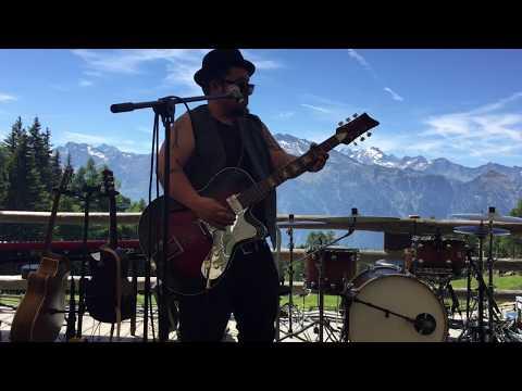 Marc Amacher, Gompm Alm, Bier & Almfest 2017, TNT (AC/DC)