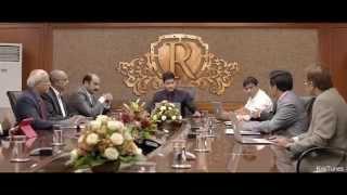Srimanthudu (2015)   HD   Official Trailer   ***KrisTunes***