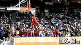 Avery Bradley (Dunk #1) - 2009 McDonald's High School All-American Dunk Contest