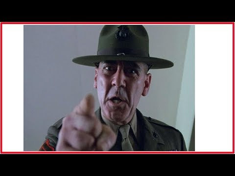 Mu.ere el actor R. Lee Ermey, el terrible sargento de