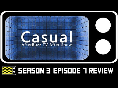 Casual Season 3 Episode 7 Review w/ Julie Berman | AfterBuzz TV