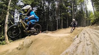 This 10 Year Old Mountain Biker Will Definitely WOW You!