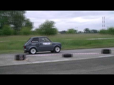 Fiat 126p Rally Car / Swap Honda CBR 900 RR