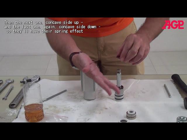 AGP EC021 Electric Piston Pump Airless Sprayer – Pump Service