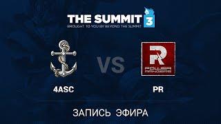 4Anchors vs PR, game 3