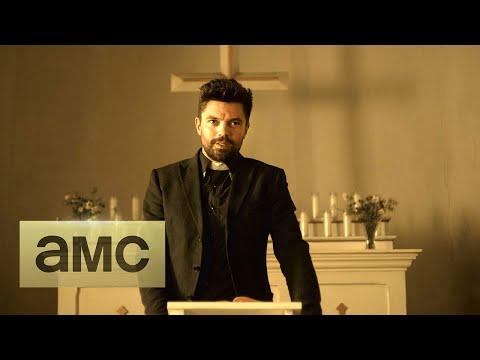 Preacher (World Premiere Teaser)