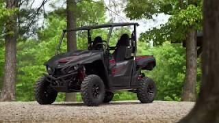 3. 2019 Yamaha Wolverine X2 Review