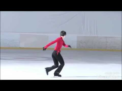 Yuzuru Hanyu Eros! Yuri on ice (видео)