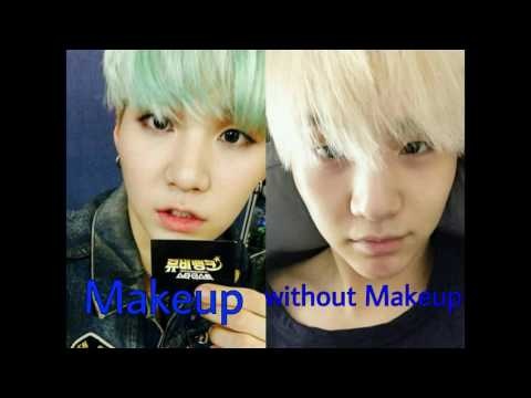 Bts No Makeup Ranking 2016