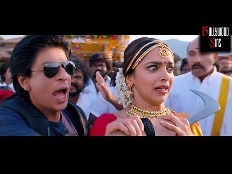 Chennai Express Movie Mistakes