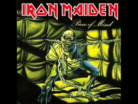Tekst piosenki Iron Maiden - Cross eyed mary po polsku