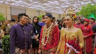 Video Bestman Kacau di Nikahan Arief Tipang #AriefTipangWedding MP3, 3GP, MP4, WEBM, AVI, FLV Juni 2017