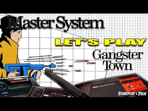 gangster town sega master system rom