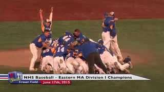 2015 NHS Baseball Playoff Highlights