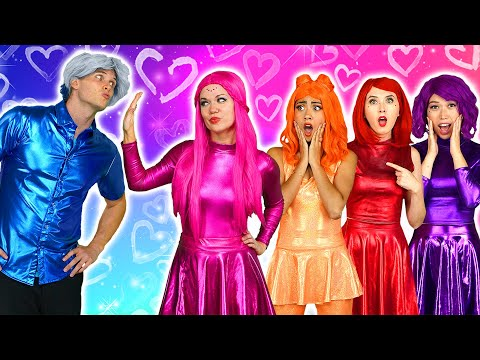 WILL SUPER POPS COSMIC POP BREAK UP WITH SPIKE? Totally TV Originals Season 4.
