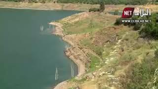 """تيزي وزو : انخفاض منسوب مياه سد """"تاقسبت""""بـ 54 في المائة و الصيف على الأبواب"""