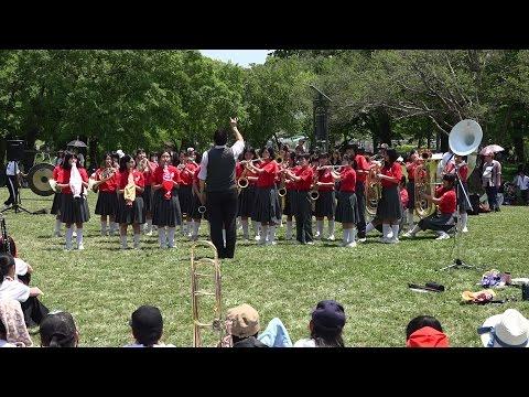 ブラスエキスポ2015 亀岡市立亀岡中学校 交歓コンサート