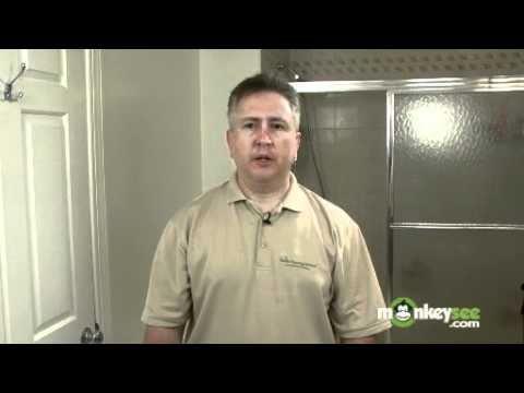 Shower Faucet Replacement – Applying the Caulk
