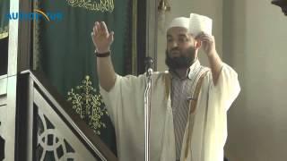Krenaria e Muslimanit - Hoxhë Enes Goga - Hutbe