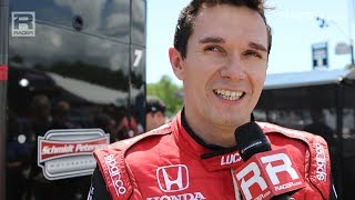 Russia's Mikhail Aleshin checks in with RACER after missing Friday at Road America due to visa issues and finally making it in for Saturday to drive the No. 7 Schmidt Peterson Motorsports Honda.  Subscribe to The Racer Channel here:http://www.youtube.com/theracerchannel?sub_confirmation=1Visit The RACER Channel for more video:http://www.youtube.com/TheRacerChannelConnect with RACER Online:Visit RACER.com for daily racing news: http://www.racer.comRACER on Facebook: http://www.facebook.com/RACERmagazineRACER on Twitter: http://twitter.com/racermag