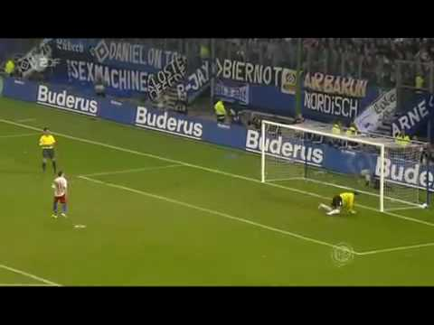 Ronda de Penales DFB Pokal 2009