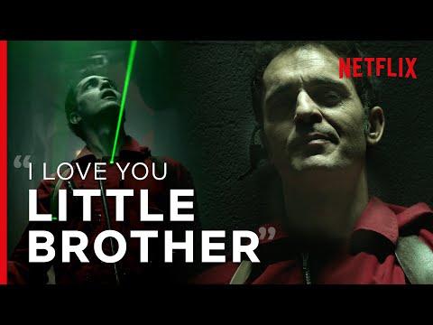 Money Heist/La Casa de Papel | Berlin's Death Scene (English) | Netflix