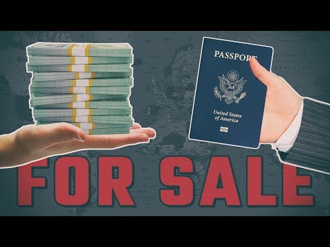 Did You Know You Can Buy a Passport?