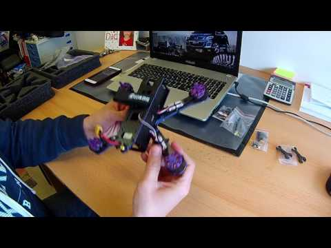 Eachine Wizard X220 unboxing from Banggood