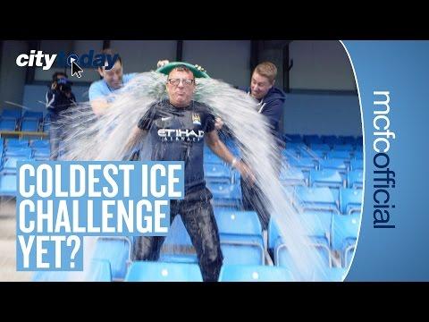 Video: CHAPPY ICE BUCKET CHALLENGE | City Today
