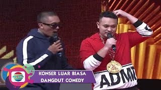 Video Kena Batunya!! Saykoji Roasting Uus & Gilang Pake Ngerap – KLB Dangdut Comedy MP3, 3GP, MP4, WEBM, AVI, FLV April 2019