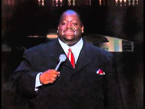 Bruce Bruce - Granddaddy vs Uncle (Stand Up Comedy) 2 of 2