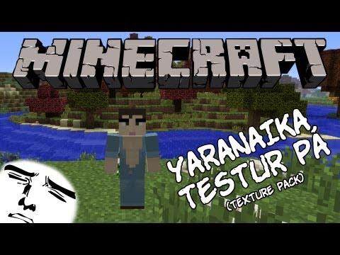 Minecraft Yaranaika (Texture Pack creado por nosotros) en Español - GOTH