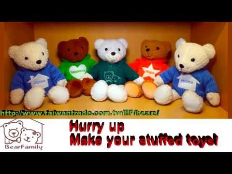 Stuffed toys factory, Welcome OEM / ODM, quickly making your stuffed toys!