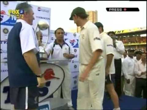 Cricket - 1. Australia winning a test series in India, for the 4th time. Still waiting for India to win a test series in Australia, or South Africa for that matter. 2....