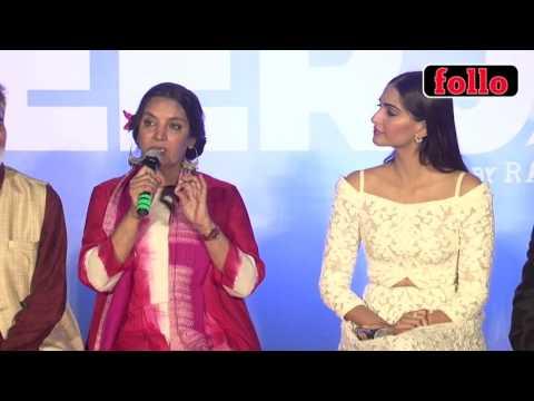 Neerja Is A Huge Responsibility: Sonam Kapoor
