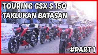 Video Touring Motor Irit 150 cc Suzuki GSX S 150 Purwokerto - Madiun MP3, 3GP, MP4, WEBM, AVI, FLV April 2017