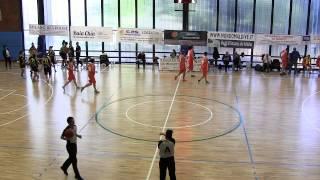 Sanga – Astro Cagliari 1° quarto